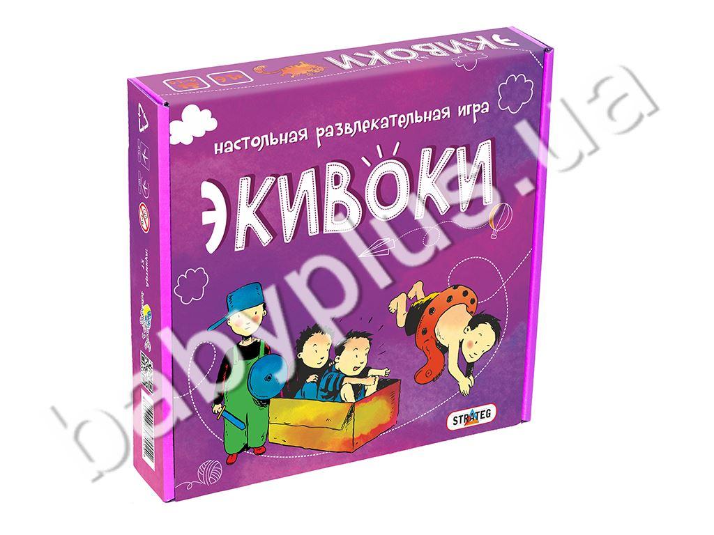 Игра Экивоки 112 карточек